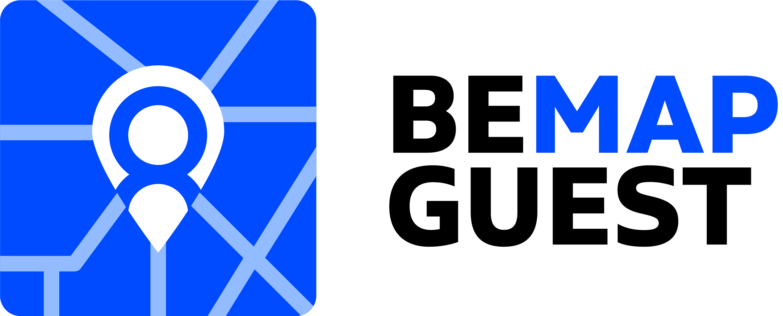 Be Map Guest